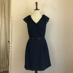 Shoshanna Delilah Ruffle Dress